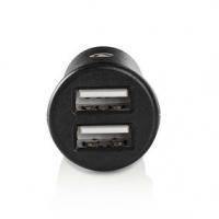 Nabíječka do auta | 2x 2,4 A | Počet výstupů: 2 | Typ portu: 2x USB-A | | 24 W | Jediné Výstupní Napětí