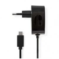 Síťová Nabíječka   Funkce rychlého nabíjení   1x 3.0 A   Počet výstupů: 1   USB-C ™ (Pevný) kabel   1.50 m   15 W   Jediné Výstu