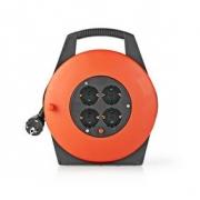 Kabelový buben | 10 m | H05VV-F 3G1.5 | IP20