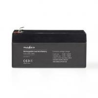 Dobíjecí olověný akumulátor | Olověné | Dobíjecí | 12 V | 3200 mAh | 134 mm | 67 mm | 61 mm