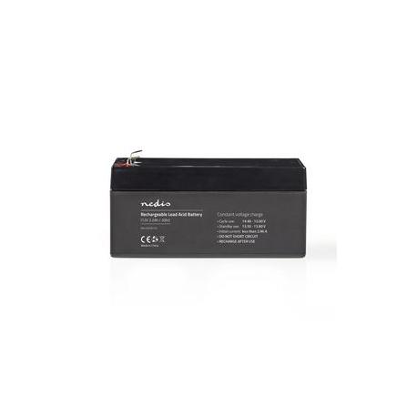 Dobíjecí 12V Olověná Baterie | 3 200 mAh | 134 x 67 x 61 mm