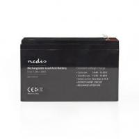 Dobíjecí olověný akumulátor | Olověné | Dobíjecí | 12 V | 7200 mAh | 151 mm | 65 mm | 95 mm