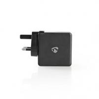 Síťová Nabíječka | Funkce rychlého nabíjení | 2x 3.0 A | Počet výstupů: 2 | USB-A / USB-C™ | Kabel Není Součástí | 48 W | Automa