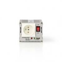 Měnič Modifikovaná sinusoida | Vstupní napětí: 12 VDC | Výstupní napájecí konektor(y): 1 | 230 V ~ 50 Hz | 300 W | Špičkový výst
