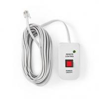 Power Inverter Remote Control | 5.00 m | RJ10 | Bílá