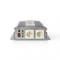Měnič Modifikovaná sinusoida | Vstupní napětí: 12 VDC | Výstupní napájecí konektor(y): 2 | 230 V ~ 50 Hz | 1700 W | Špičkový výs