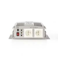 Měnič Modifikovaná sinusoida | Vstupní napětí: 12 VDC | Výstupní napájecí konektor(y): 2 | 230 V ~ 50 Hz | 1000 W | Špičkový výs