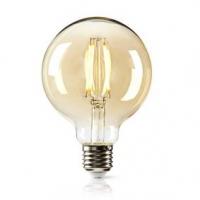 LED žárovka E27   G95   1.9 W   200 lm   2000 K   Teplá Bílá   Retro styl   Počet žárovek v balení: 1 ks