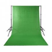 Pozadí do Foto Studia | 2,95 × 2,95 m | Zelená