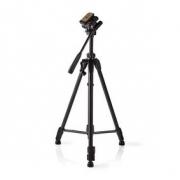 Stativ | Otáčení a náklon | Max. 2,5 kg | 148 cm | Černá barva