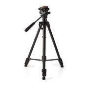 Stativ | Otáčení a náklon | Max. 3 kg | 160 cm | Černá barva
