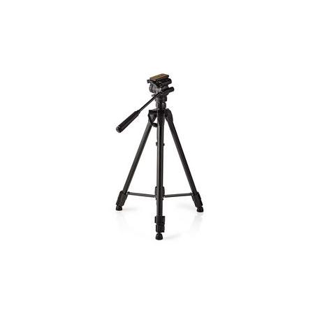 Stativ   Otáčení a náklon   Max. 3 kg   160 cm   Černá barva