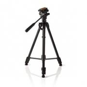 Stativ | Otáčení a náklon | Max. 3 kg | 165 cm | Černá barva