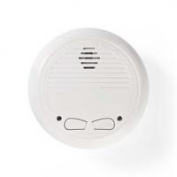 Kouřový alarm | Napájení z baterie | Životnost baterie Až: 10 Rok | Propojitelný | EN 14604 | S testovacím tlačítkem | 85 dB | A