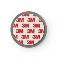 Montáž detektoru | Magnetické | Průměr: 70 mm | Lepicí páska | 1 ks | Stříbrná
