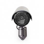Atrapa Bezpečnostní Kamery | Válcové kamery | IP44 | Šedá barva