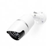 Atrapa Bezpečnostní Kamery | Válcové kamery | IP44 | Bílá barva