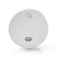 Kouřový alarm | Napájení z baterie | Životnost baterie Až: 1 Rok | EN 14604 | S testovacím tlačítkem | 85 dB | ABS | Bílá | 1 ks