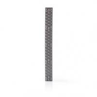 Anti stoupání mohou Spike proužky | 450 mm | ABS | Obsah: 10 ks | Šedá