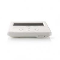 Dvěřní Videotelefon | Maximální rozlišení: 480x272 | Obousměrná komunikace | Síťové napájení | Bílá