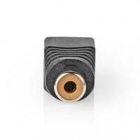 CCTV Security Connector | 2cestná svorkovnice | DIN Zásuvka | Zásuvka | Černá / Zelená