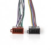 Sony 16pinový Kabel ISO | Rádiový konektor – 2x Auto konektor | 0,15 m | Více barev