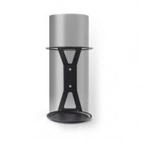 montáž reproduktoru | Amazon Echo Gen1 | Nástěnné | 1.5 kg | Pevný | Ocel | Černá
