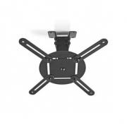 Stropní držák projektoru | Otočné o 360° | Max. 10 kg | Vzdálenost od Stropu 130 mm | Černá barva