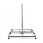 Balkonový Stojan Pro Satelit | Max. Průměr Parabolické Antény: 90 cm | 4 × 30 × 30 cm | Ocel