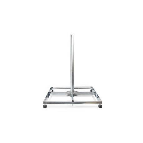 Balkonový Stojan Pro Satelit   Max. Průměr Parabolické Antény: 90 cm   4 × 30 × 30 cm   Ocel
