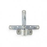 Nástěnný Držák Satelitu | Průměr stožáru: 32-42 mm | Vzdálenost od Stěny 350 mm | Ocel