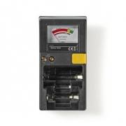 Zkoušečka baterií | AAA, AA, C, D, 9V, knoflíkové