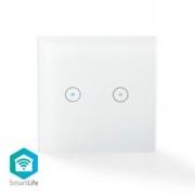 WiFi Chytrý Spínač Osvětlení | Dvojité
