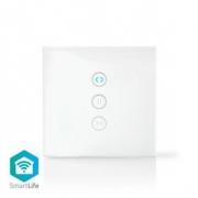 WiFi Chytrý Nástěnný Spínač | Řídicí jednotka záclon, rolet a žaluzií