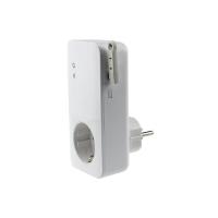 Chytrá WiFi zásuvka HUTERMANN W230