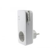 Zásuvka WIFI dálkově ovládaná s termostatem a časovačem Hutermann W230