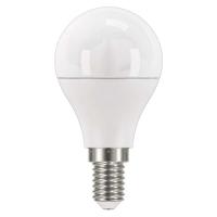 LED žárovka Classic Globe 8W E14 teplá bílá