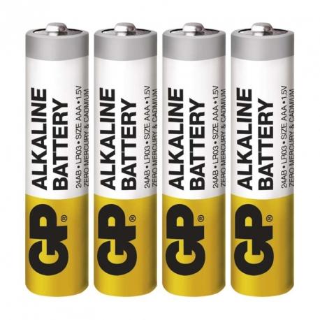 Alkalická baterie GP Alkaline LR03 (AAA)
