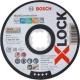 Plochý řezný kotouč Bosch Multi Material systému X-LOCK, 125×1,6×22,23 - 2608619270