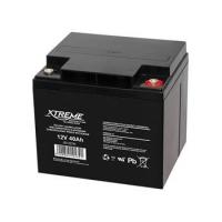 Baterie olověná 12V / 40Ah Xtreme 82-227 gelový akumulátor