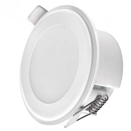 LED panel 2v1 82mm, kruhový přisazený/vestavný, 5,5W neut.b.