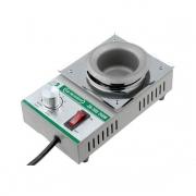 Pájecí lázeň ZB-50D pro 500g pájky, 230V/200W, bezolovnatá