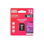 Karta paměťová GOODRAM microSD 32 GB UHS-I s adaptérem