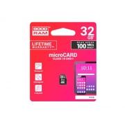Karta paměťová GOODRAM microSD 32 GB UHS-I bez adaptéru