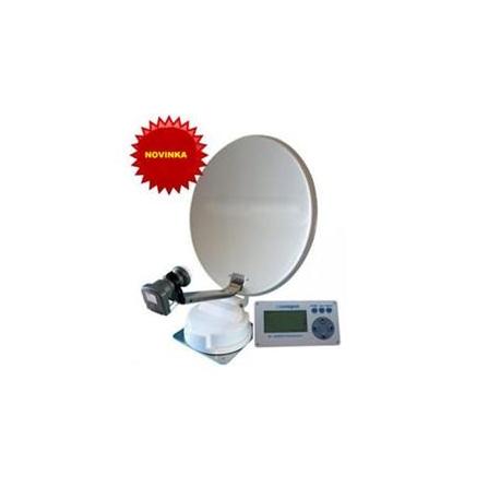 Automatická satelitní anténa 70cm