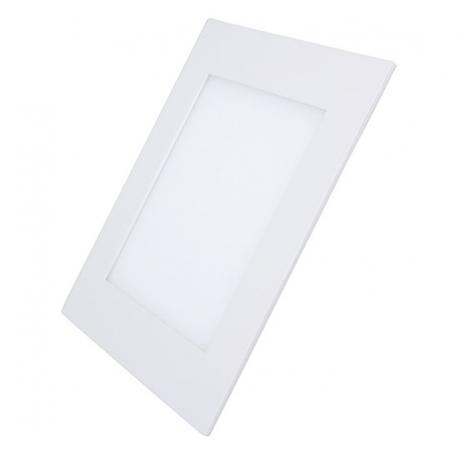 LED mini panel CCT, podhledový, 18W, 1530lm, 3000K, 4000K, 6000K, čtvercový WD143