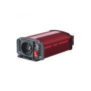 Měnič napětí 12V/230V  300W CZ + USB  Geti GPI 312