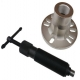 Stahovák nábojů kol, hydraulický, maximální tlak 10 t QUATROS