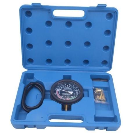 Vakuometr + tester tlaku a podtlaku paliva QUATROS