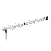 ISKRA DVB-T/T2 anténa P-2845 GLT H/V LTE 800, 24,5 dB, zesilovač